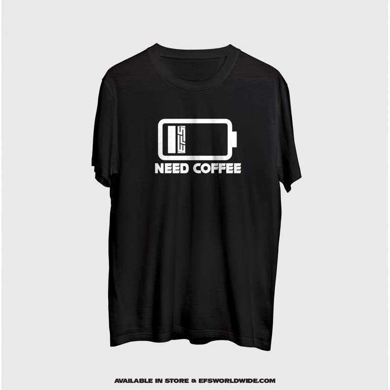 [ NEW ITEMS ] T-SHIRT FOR COFFEE LOVER 100% SUPER COTTON