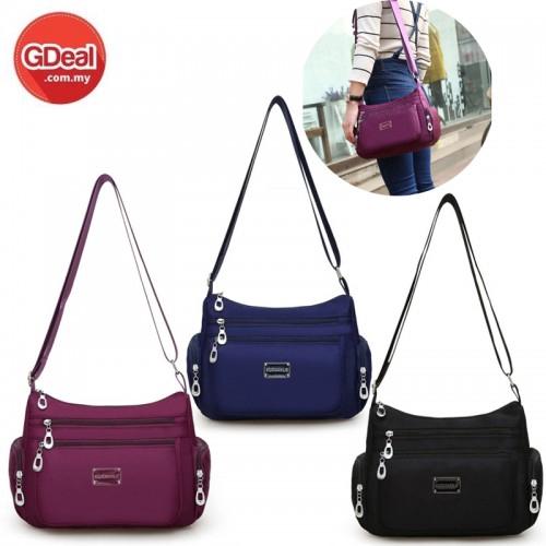 GDeal Handbag Nylon Messenger Women Bag Outdoor Shoulder Bag (RYL-260)