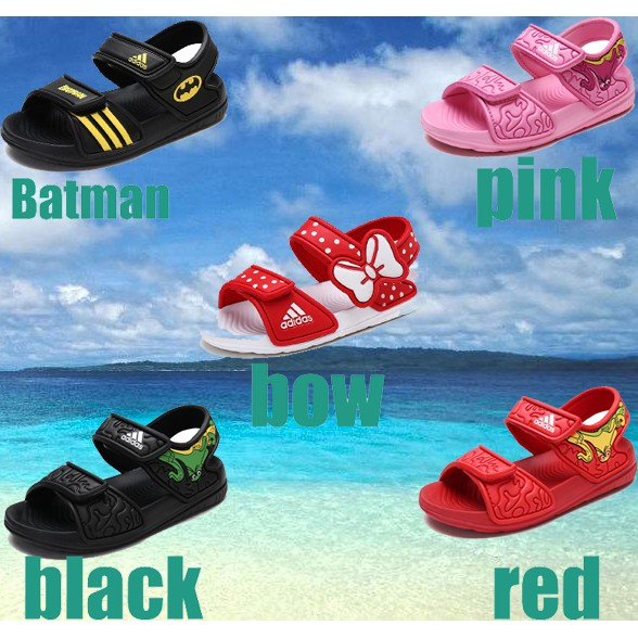 Adidas kids Beach Shoes boysgirls Sneakers Spring Casual Wading sandals Shoes