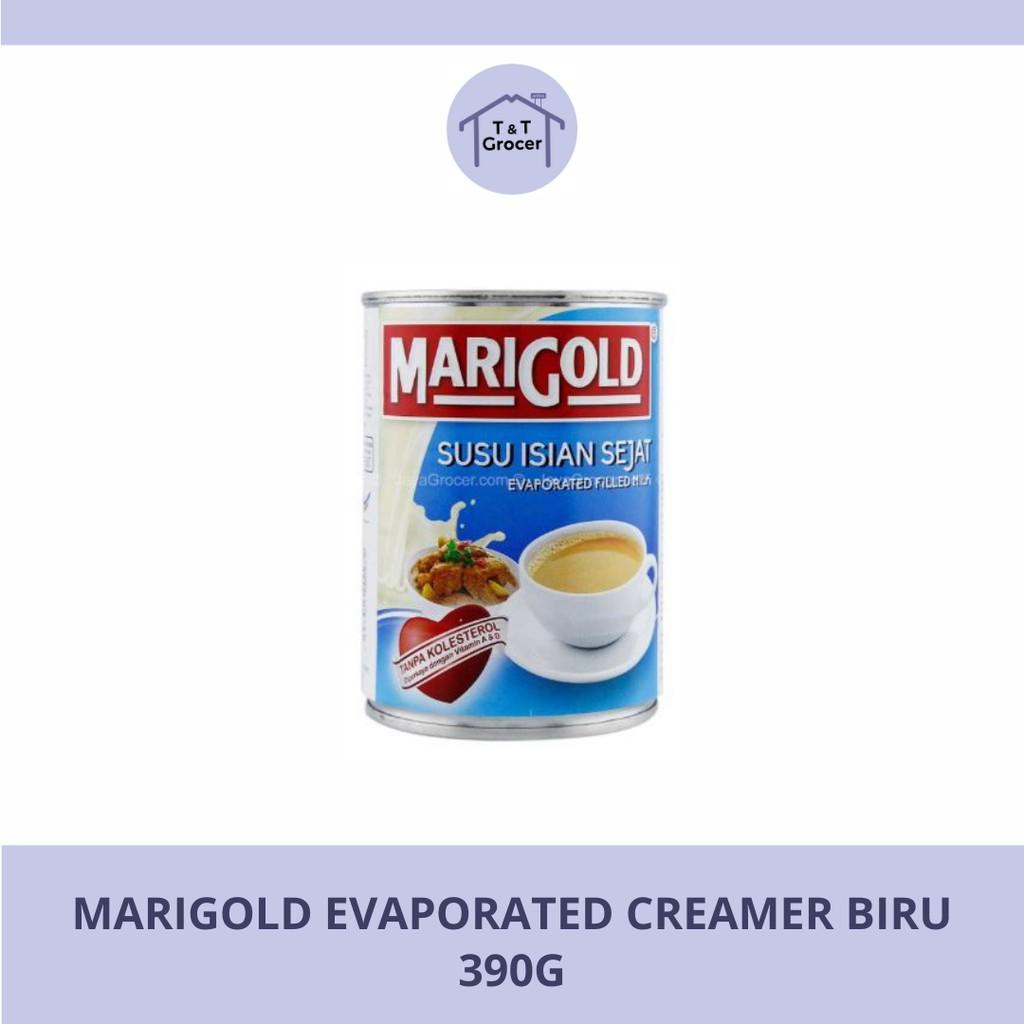 Marigold Evaporated Krimer Biru (390g)