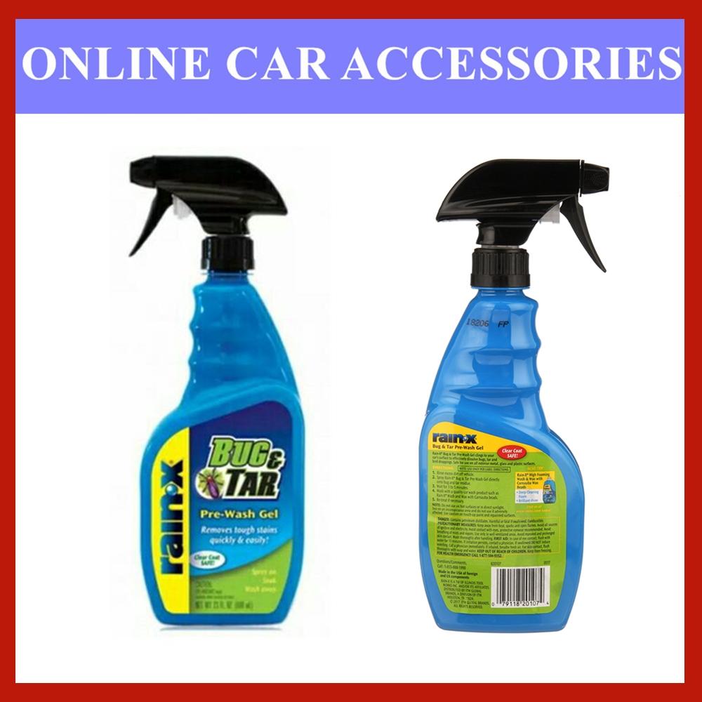 Rain-X Bug & Tar Pre-wash Gel - 473ML