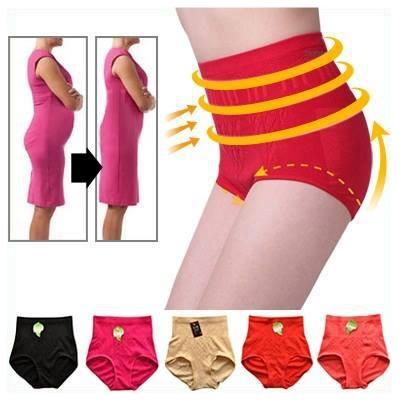 READY STOCK-95% COTTON SELUAR DALAM KEMPIS PERUT ELAK BUNCIT Super High Waist Panties