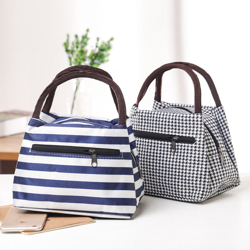 4bb8974f5be6 ♛┋Handbag Girl new waterproof lunch box bag bento mommy cloth hand ...