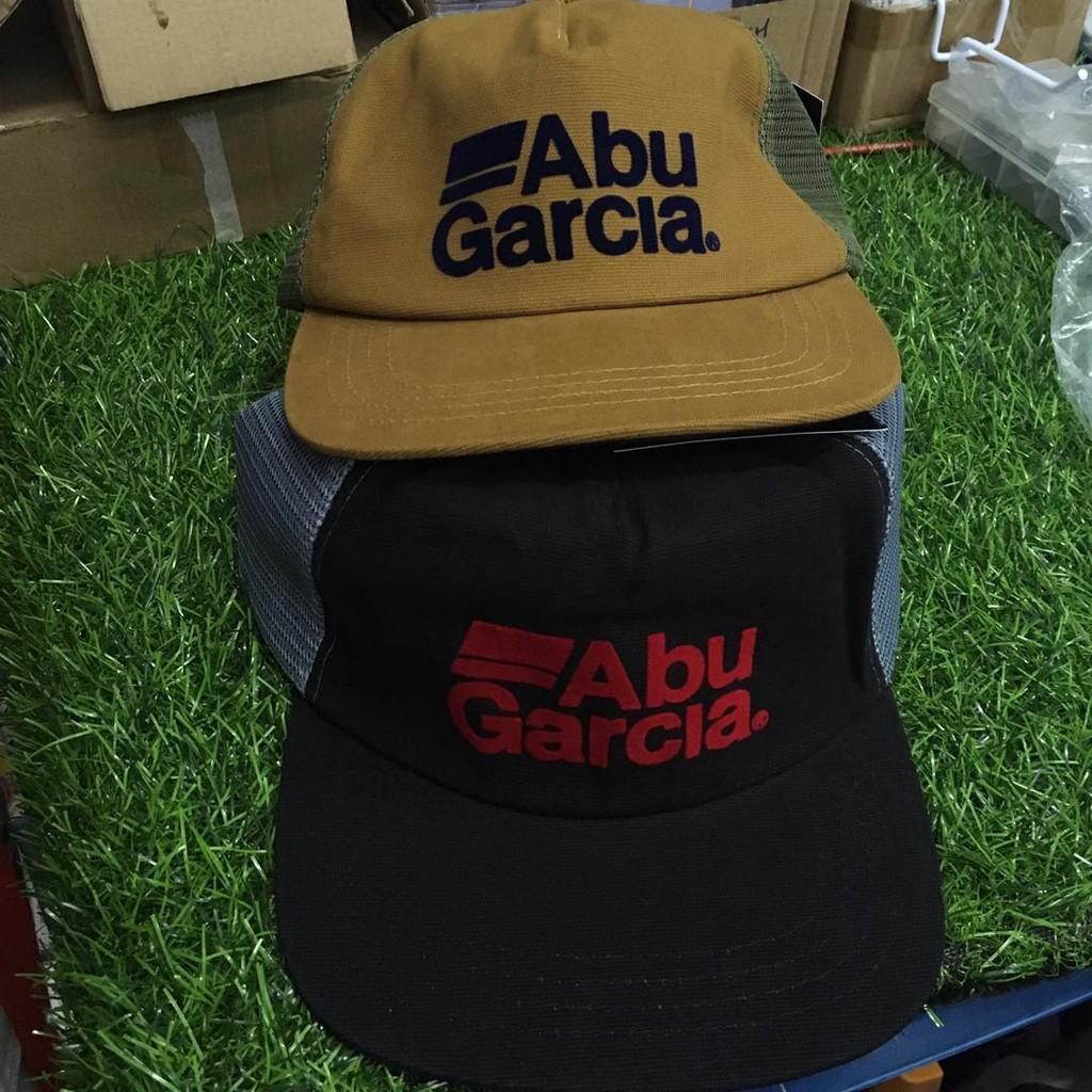 37c14540 Abu Garcia Trucker Cap / Fishing Cap | Shopee Malaysia