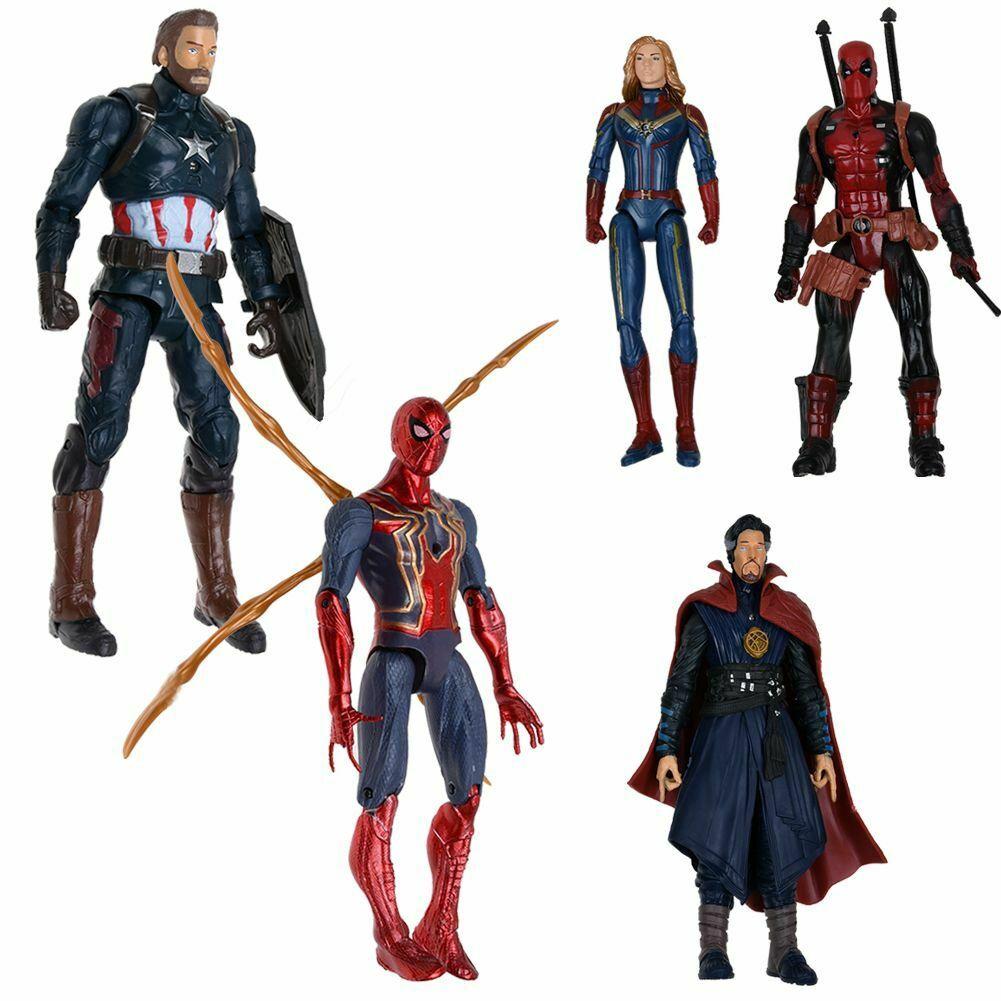 Neu SHF S.H.Figuarts Marvel Avengers Infinity War Thor PVC Actionfigur Geschenk