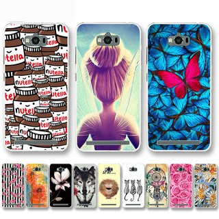 Soft Case For ASUS Zenfone MAX Z010D ZC550KL Covers Silicone TPU