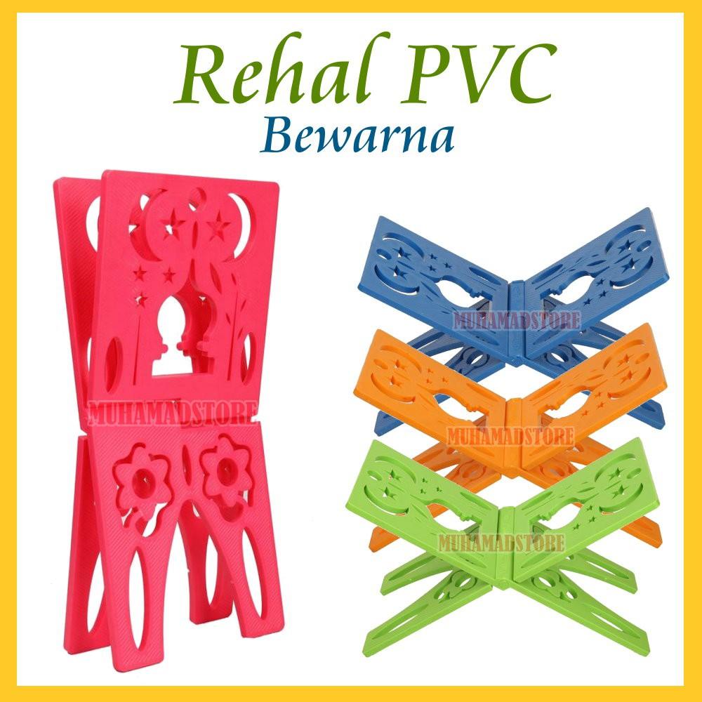 Rehal Plastic PVC (Bewarna)