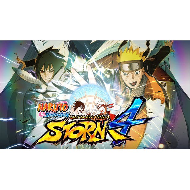 NARUTO SHIPPUDEN ULTIMATE NINJA STORM 4 - Naruto Storm 4 Digital Download -  PC