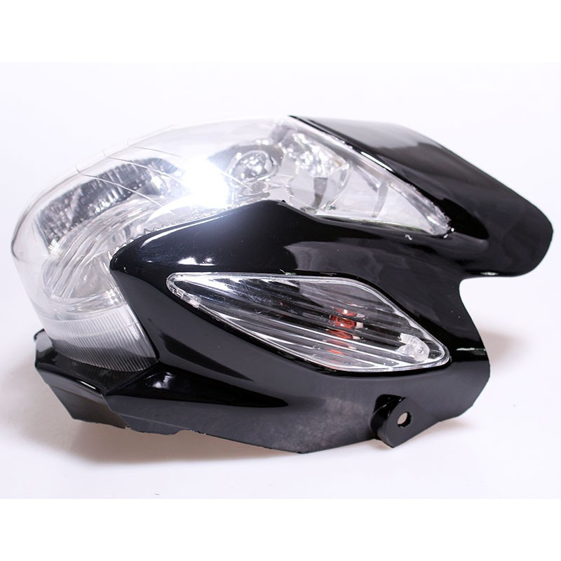 Motorcycle Headlight w//Signal For Suzuki SV650 S SV1000 Katana Streetfighter