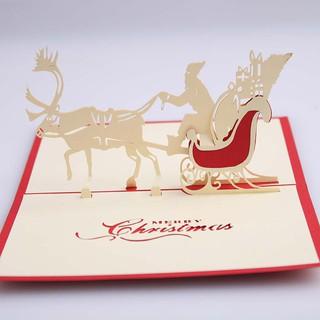 Christmas Postcards.3d Christmas Postcards Three Dimensional Greeting Cards Christmas Cards