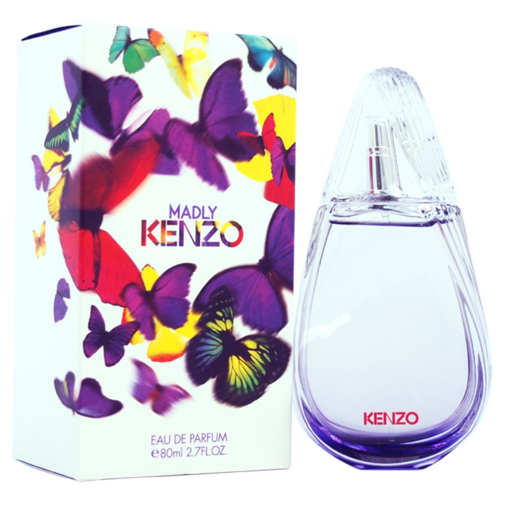 ae48da0c KENZO MADLY! For Women Edp 80ml [AVAILABLE] | Shopee Malaysia