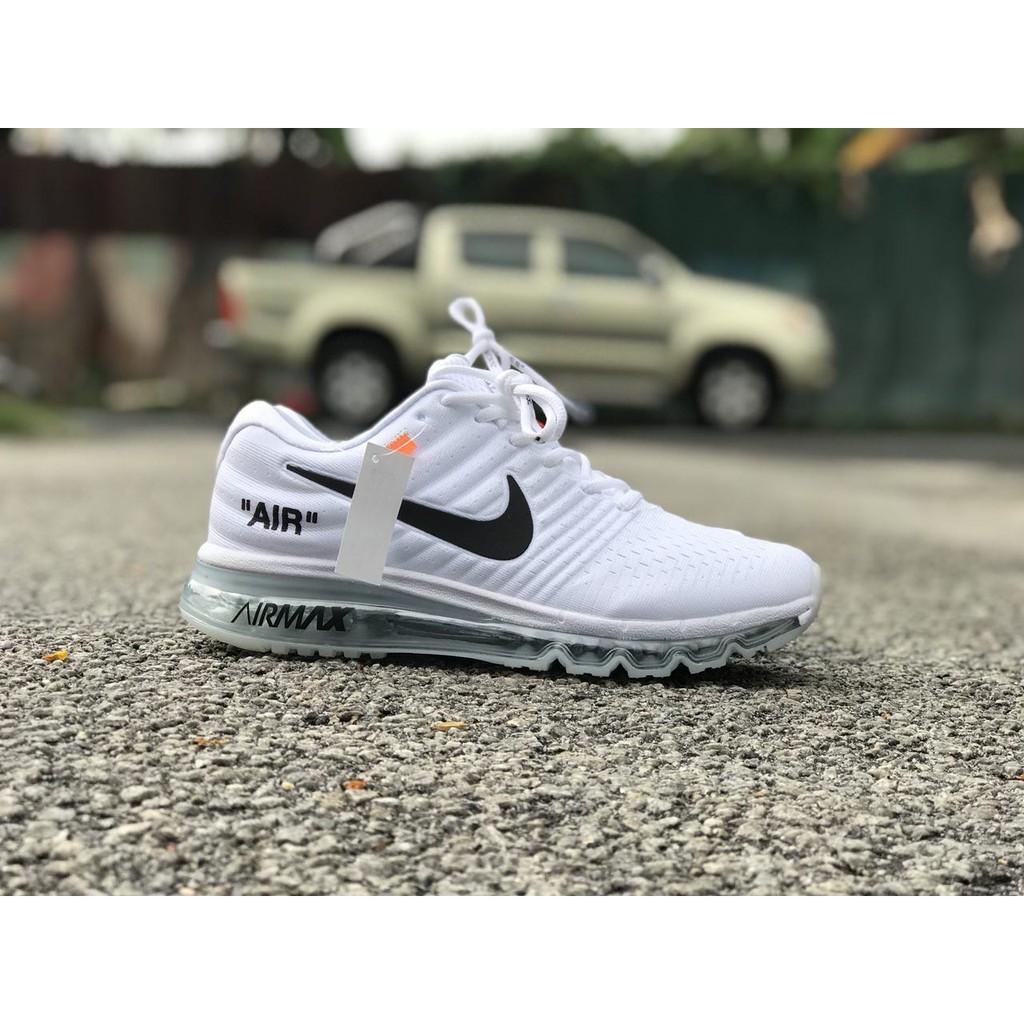 size 40 15c5e 29b70 Nike Airmax 2017 x OFF WHITE (white)