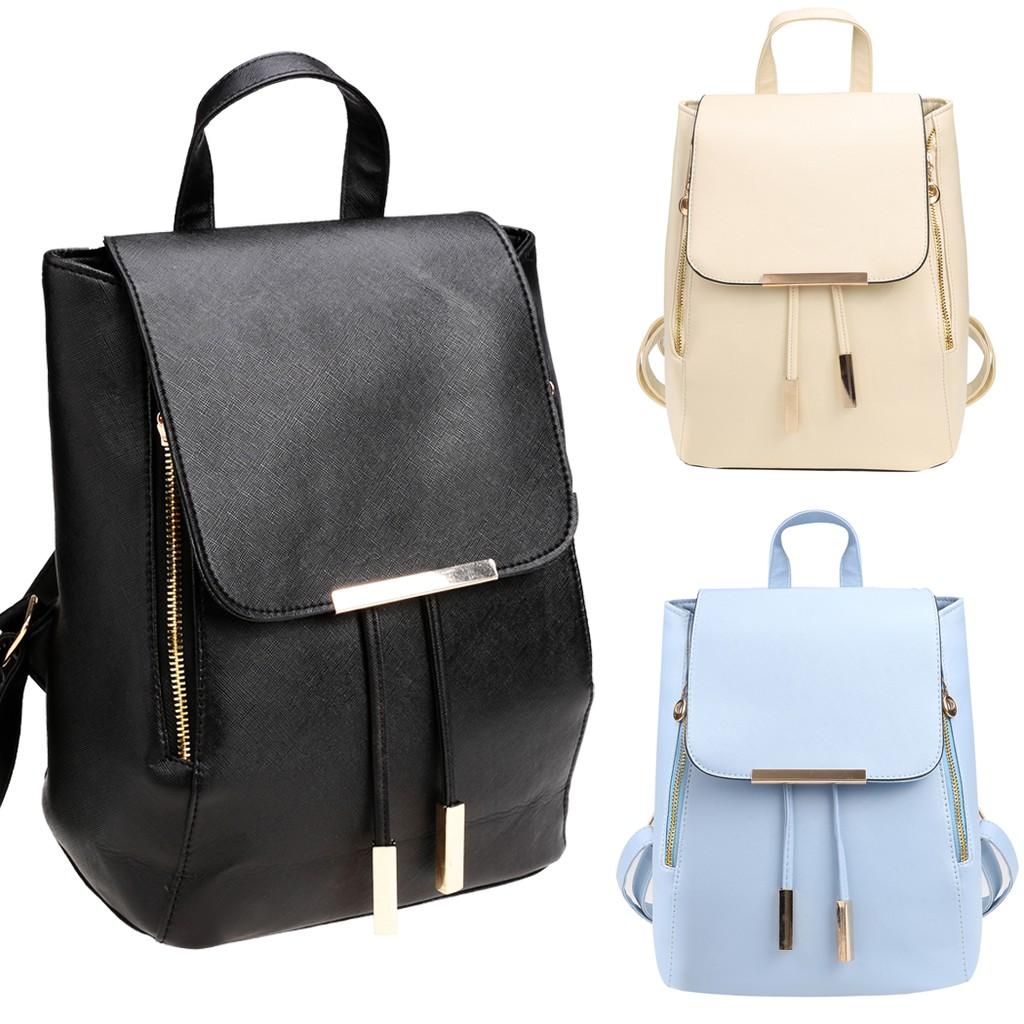 Schoolbag female Korean version Harajuku ulzzang High School Student  Backpack Men Fashion Trend Campus Wild Simple  8f61177ac95cd