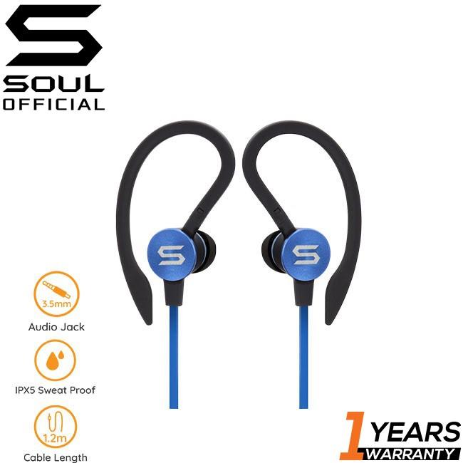 Soul Flex 2 High Performance Sport Earphones