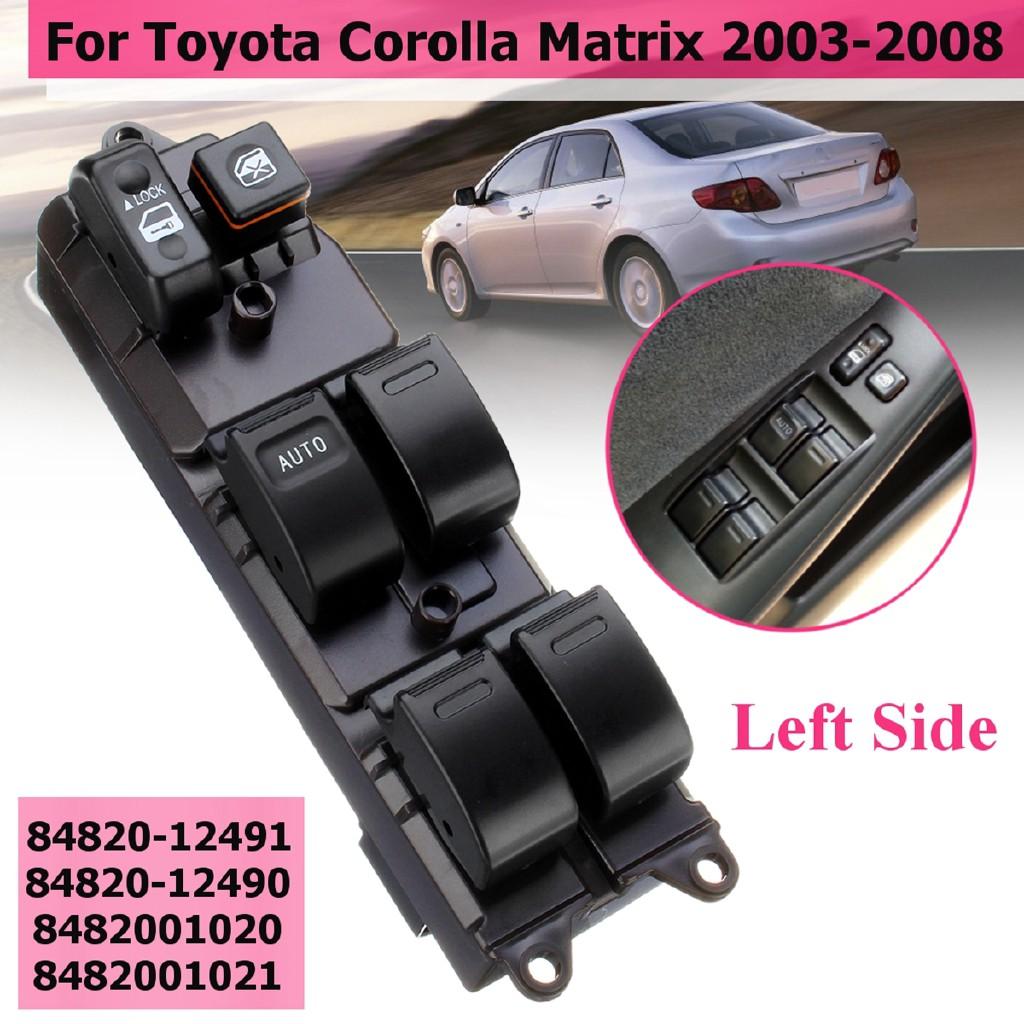 For 2003-2008 Toyota Matrix Front Bumper Side Support Bracket Lh LEFT DRIVER