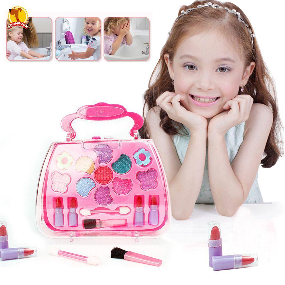 finest selection 7e7b1 fca66 ▲ Children Girls Simulation Dressing Table Makeup Toy Cosmetics Box Set BM