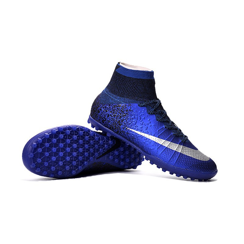 Noreste psicología Contar  Nike Mercurial Superfly CR7 Diamond TF Mens Football Soccer Shoes Futsal |  Shopee Malaysia