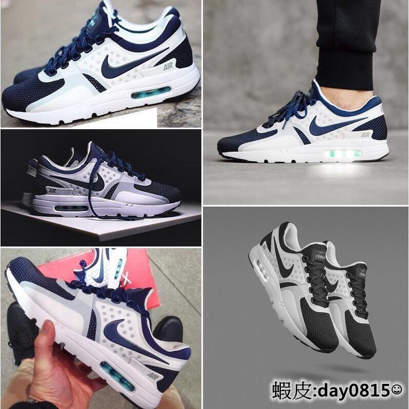 Overseas purchasing NIKE, AIR, MAX, ZERO, QS, MAX, DAY, air cushion shoes, men's