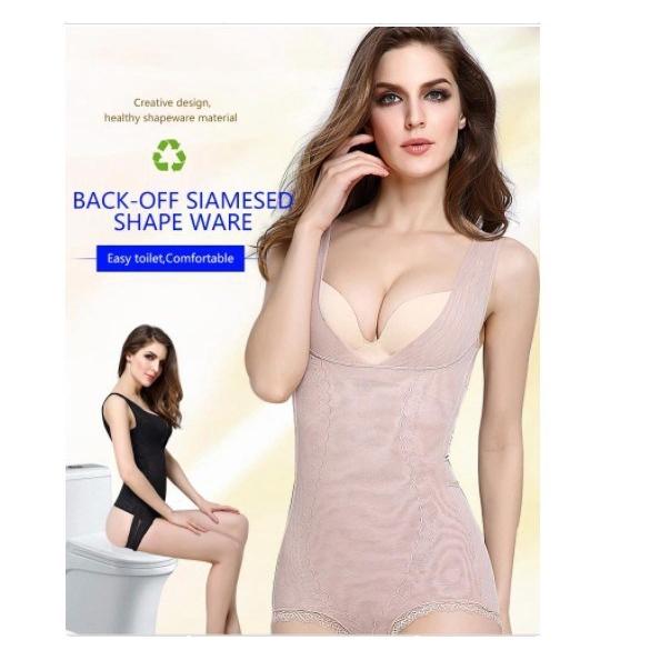 Women Lady Body Shape Wear Shaping Slimming Beauty Shapewear