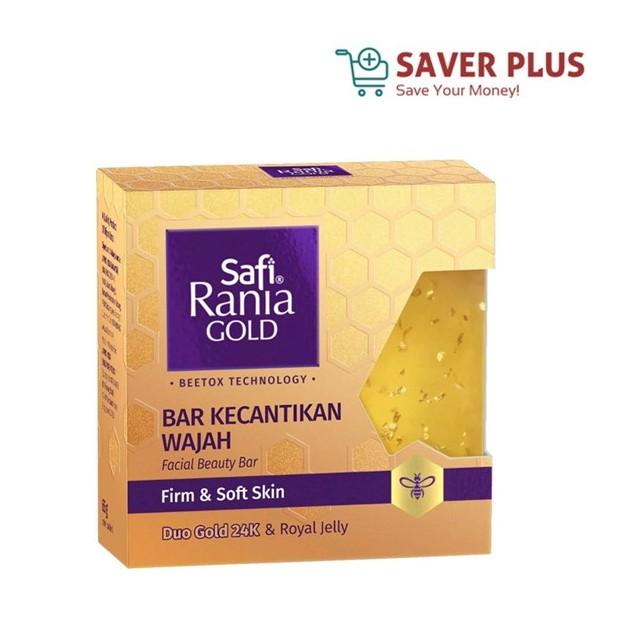 Safi Rania Gold Bar Kecantikan Wajah