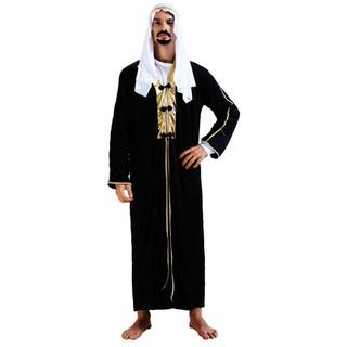 Halloween Looks For Men.Halloween Wear Men Muslim Jubba Thobe Robe Gown Prince