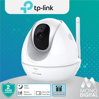 TP-Link NC450 HD Pan/Tilt Wi-Fi Camera Automatic Motion