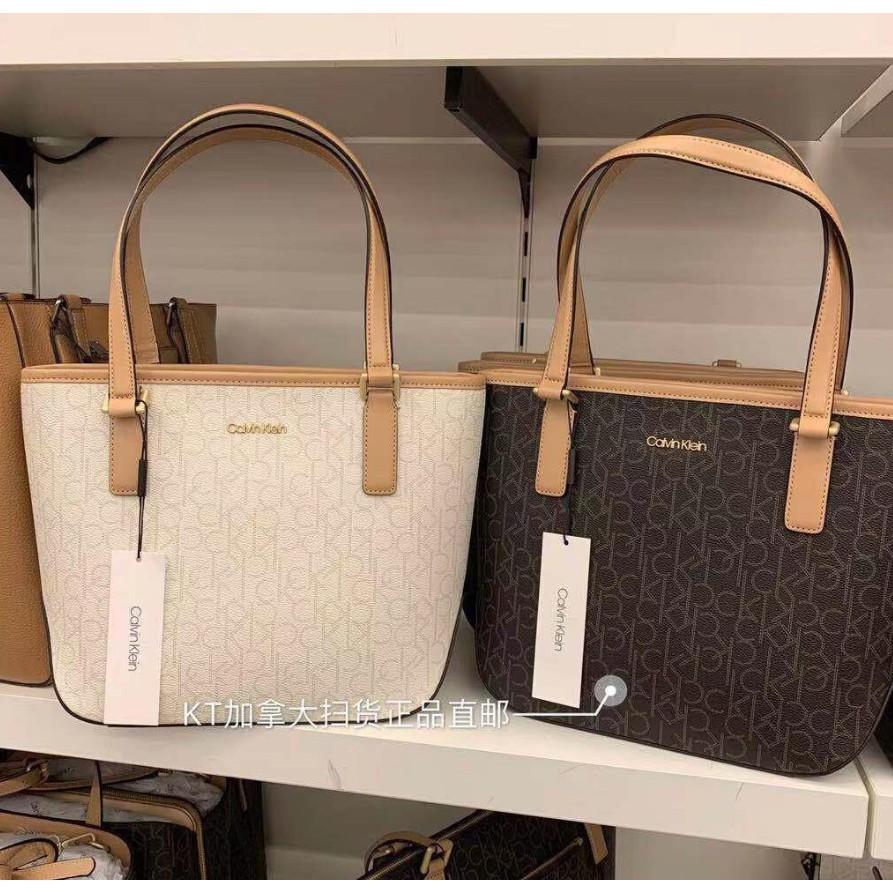 Bag Calvin Klein Shoulder Pack Tote