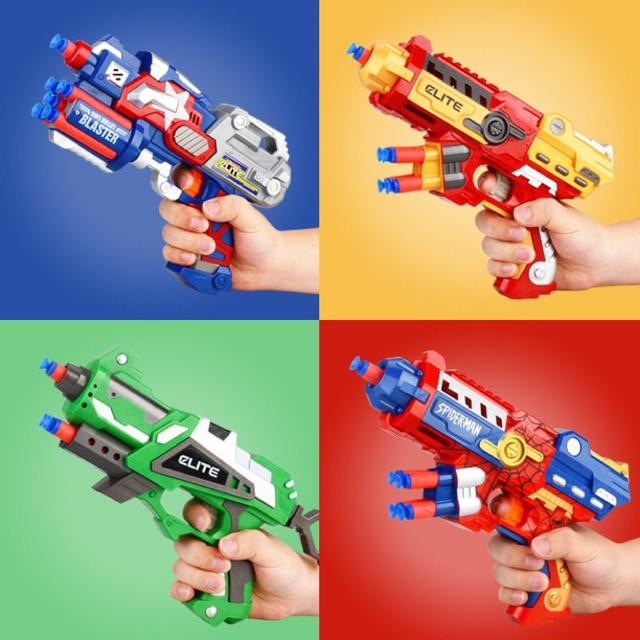 All Series Avengers Toy Gun Soft Bullet Blaster with Soft Bullet