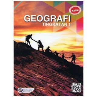 Buku Teks Geografi Tingkatan 1 Shopee Malaysia