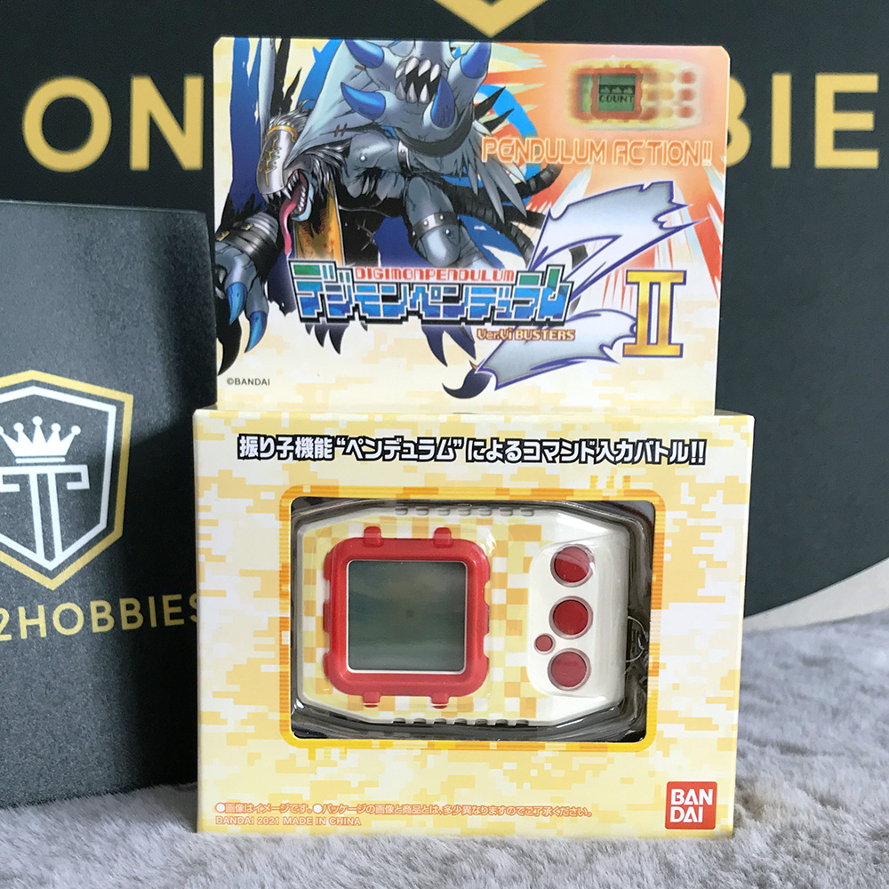 {Ship Out Within 24 Hours} Digimon Pendulum Z II - Wind Guardians / Metal Empire / Vi Busters