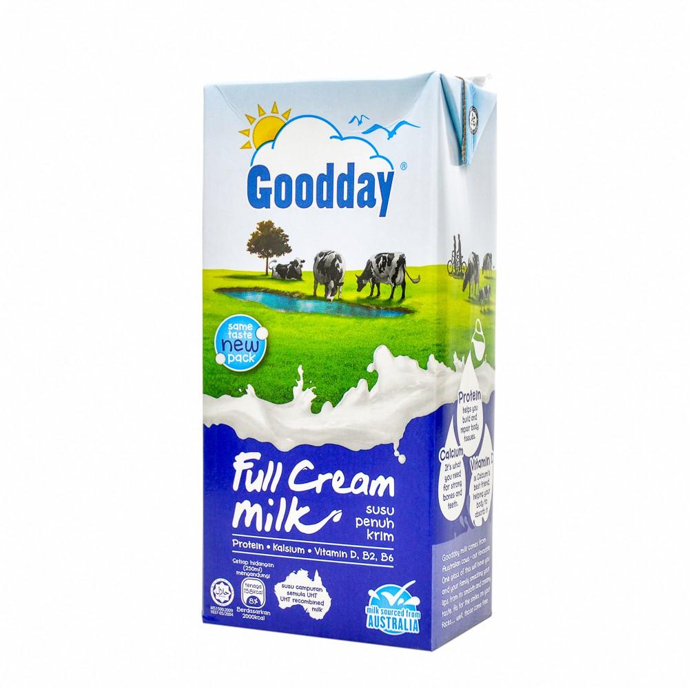 dutch lady uht full cream milk