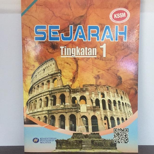 Sejarah Tingkatan 1 Buku Teks Sekolah Menengah Shopee Malaysia