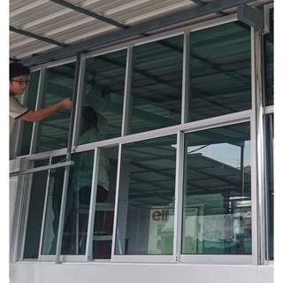 Kim Fatt Aluminium Sliding Window Casement Window Shopee Malaysia