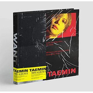 Taemin MOVE (wild version) | Shopee Malaysia