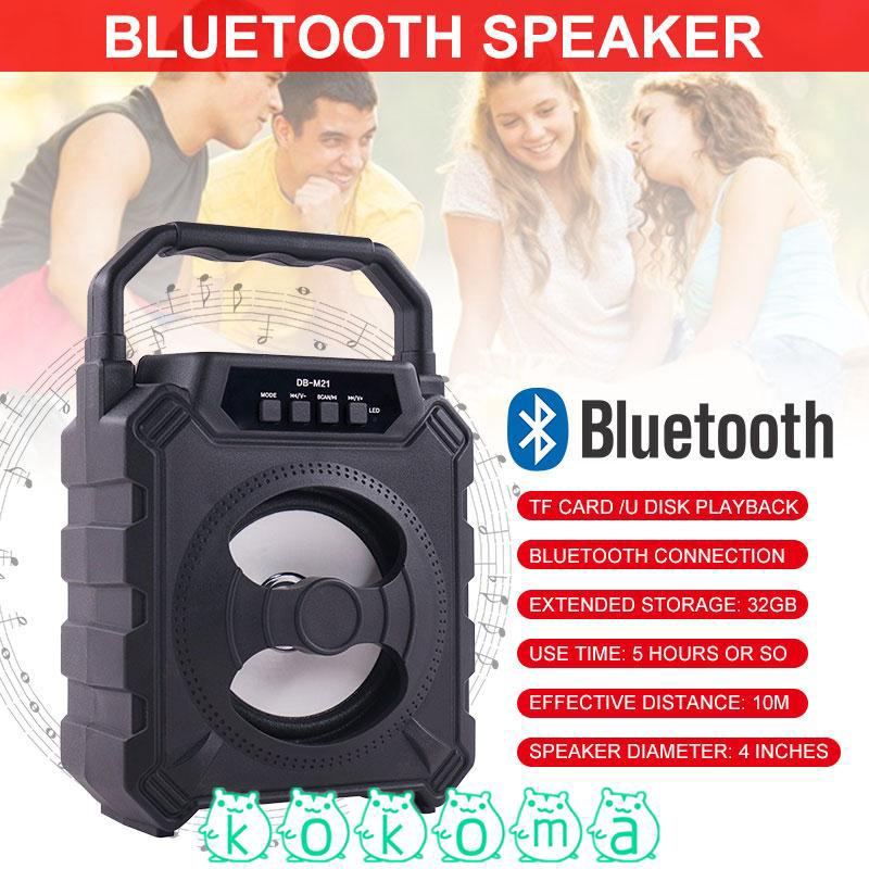 Kok Portable Outdoor Wireless Bluetooth Speaker Smart Phone