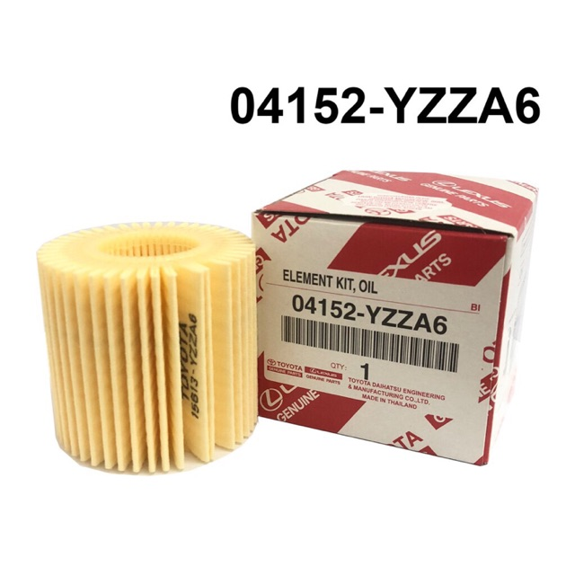 TOYOTA OIL FILTER (Altis New / Wish New / Harrier New)