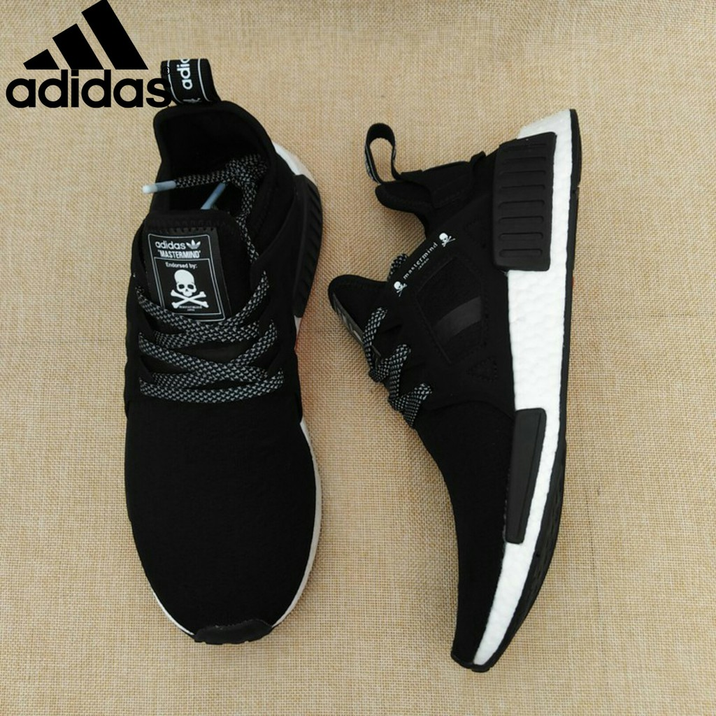 ab8f44d67 Adidas NMD R2 Primeknit  Core Black Footwear White