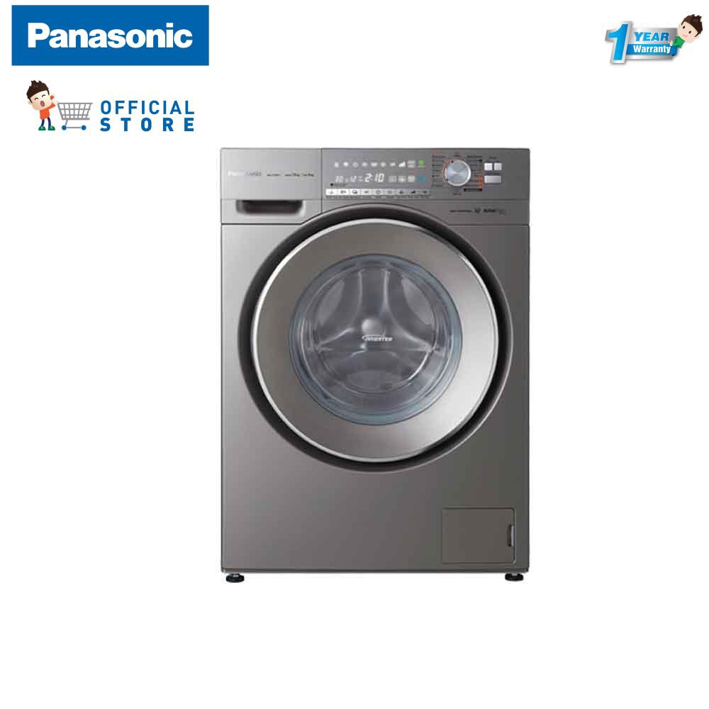 Panasonic 10KG WASH / 6KG DRY WASHER NA-S106X1LMY