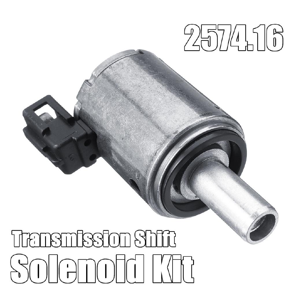 Transmission Solenoid Valve 2574 16 Fit For Fiat Renault Peugeot Citroen  AL4/DPO
