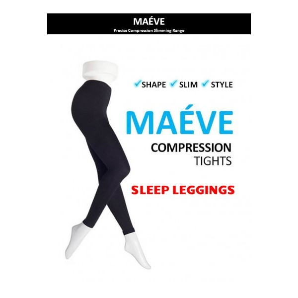 eb1969f8805101 FAT BURNING WINTER COMPRESSION SLIMMING LEGGINGS | Shopee Malaysia