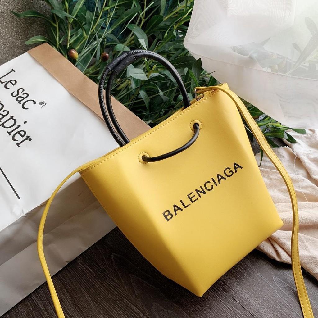 Grupo Barón Casa de la carretera  Balenciaga mini shopping bag -- available in 4 colors | Shopee Malaysia