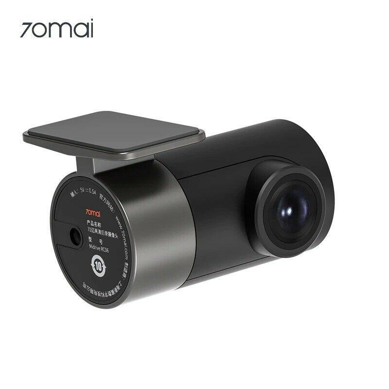 70mai 1080P RC06 Rearview Cam for 70mai Dash Cam A500S A800 A800S Car Camera