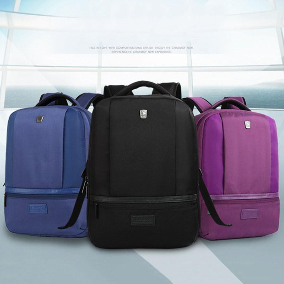 TMR🌱Oiwas Stylish Men Male Backpack Large Capacity 15 Inch Laptop Backpack    Shopee Malaysia 96703dc7eb