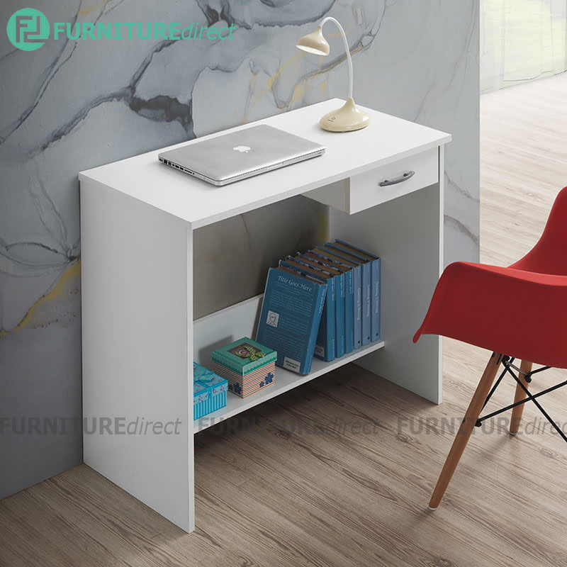 SIENA 80cm study desk- white