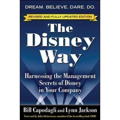 {eBook} The Disney Way, Revised Edition by Bill Capodagli & Lynn Jackson [ EPUB || PDF ]