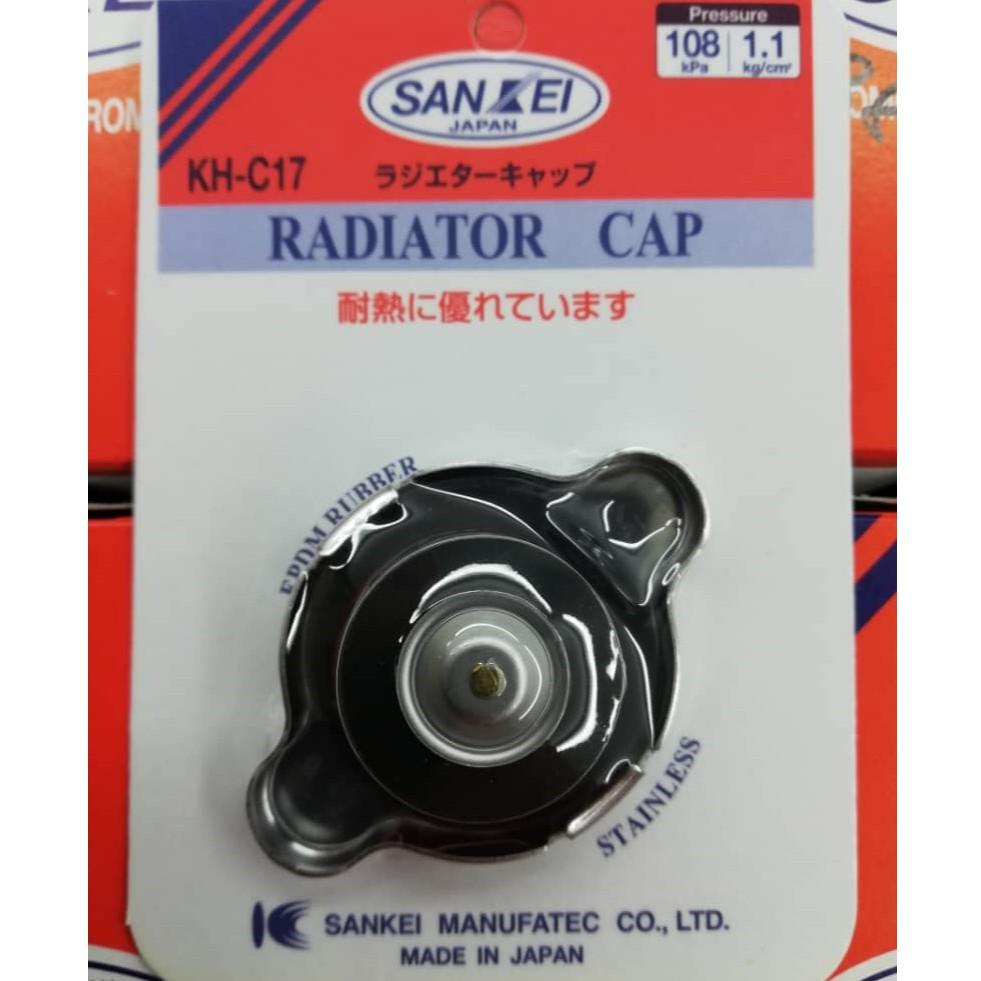 SANKEI MADE IN JAPAN RADIATOR CAP 16LBS HONDA TOYOTA LEXUS MAZDA  KH-C17