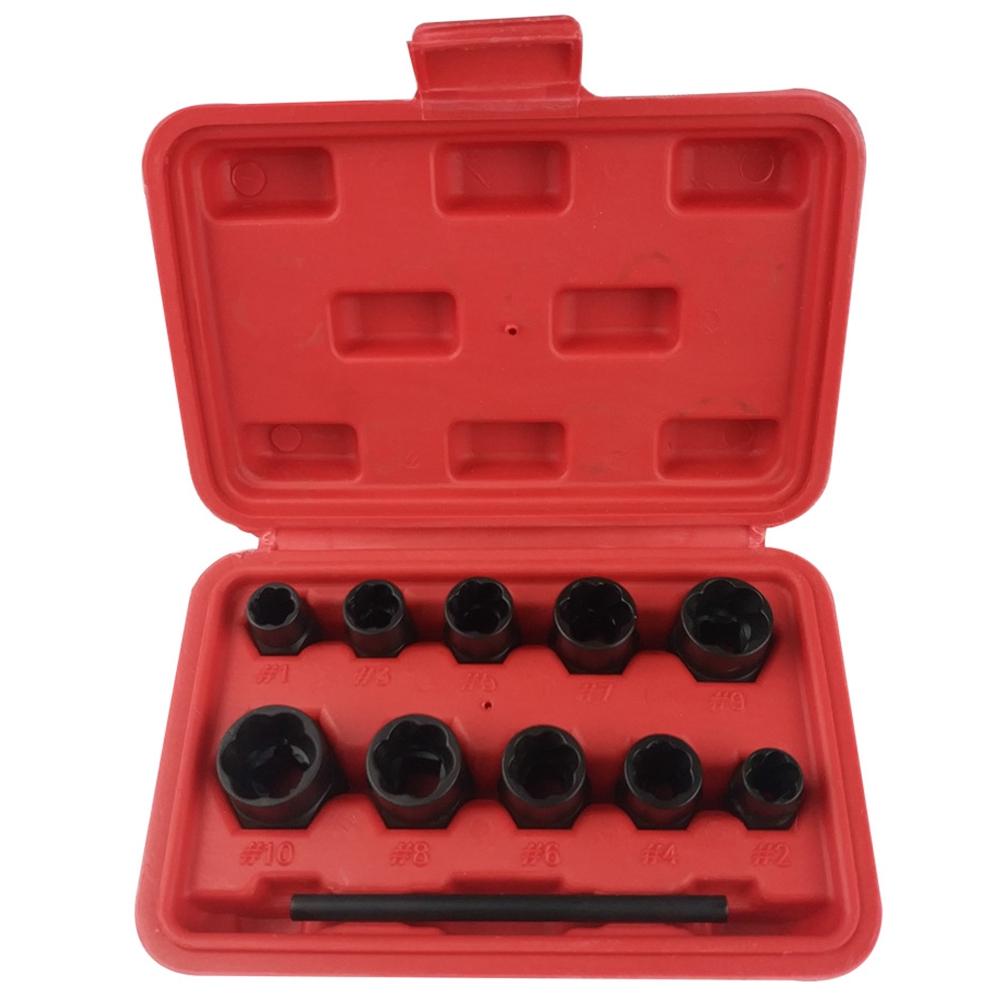 1 PC Nut Splitter Breaker 9-12mm Stuck Remover  Nut Extractor Tools UK