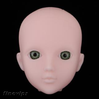 Headsculpt Head Model for 1:6 12/'/' Female Action Figures HT BBI DID SS PH KM