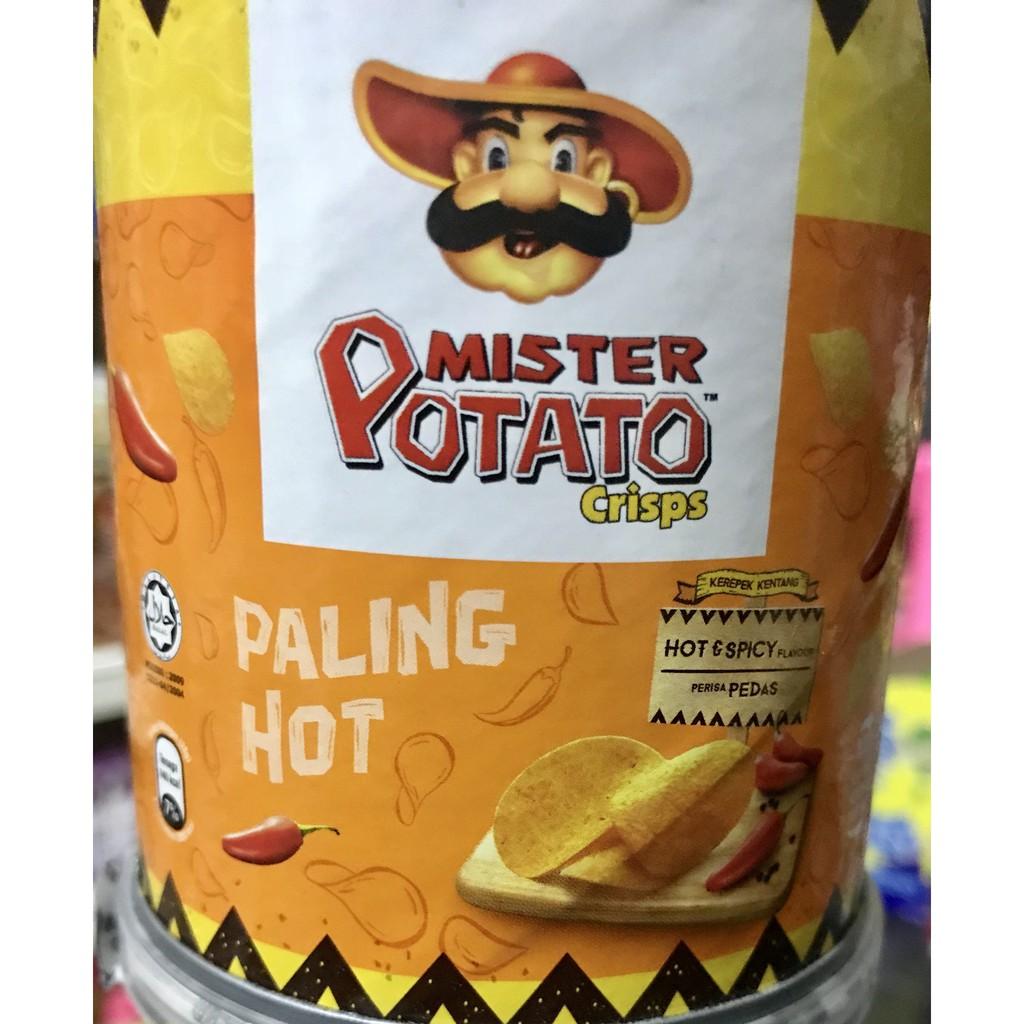 Mister Potato Crisps 45g
