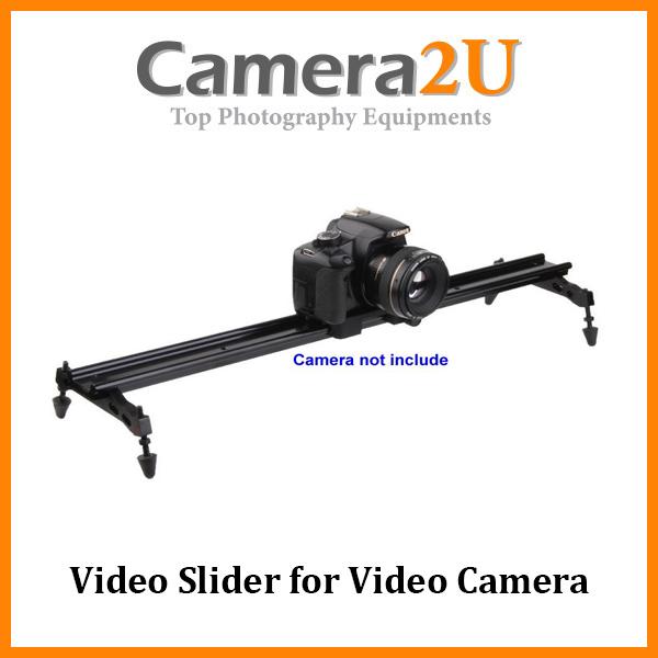 Video Slider for Video Camera Camcorder Slider Rail for Film Making